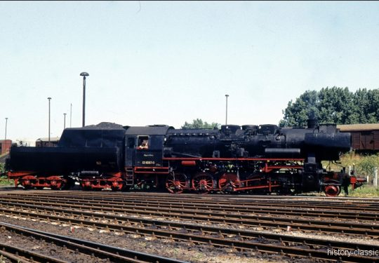 Deutsche Reichsbahn Dampflokomotive Baureihe BR 52