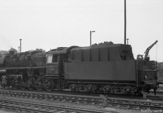Deutsche Reichsbahn Dampflokomotive Baureihe BR 58