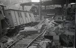 2. Weltkrieg Europa – Bobemangriff auf Deutsche Städte – Bahnhof
