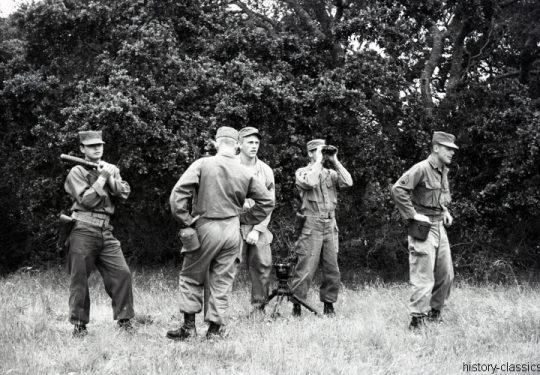 Uniformen USA / Uniforms United States - 1950`s