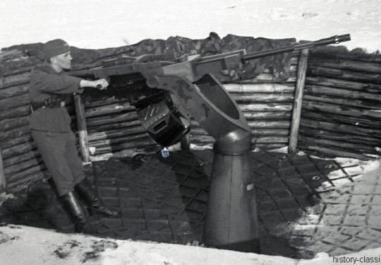 Wehrmacht Kriegsmarine Flugabwehrkanone FLAK C/30 2 cm / 20 mm
