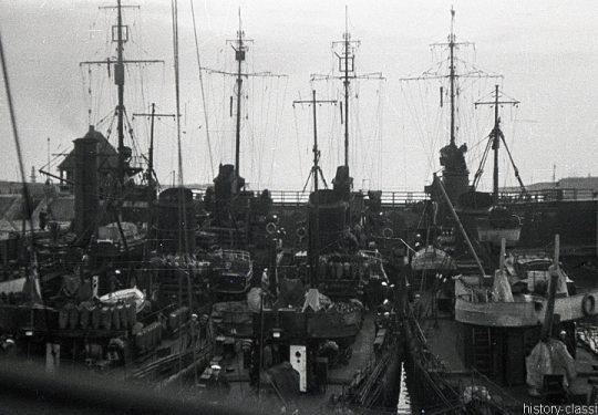 Wehrmacht Kriegsmarine Kriegsfischkutter KFK