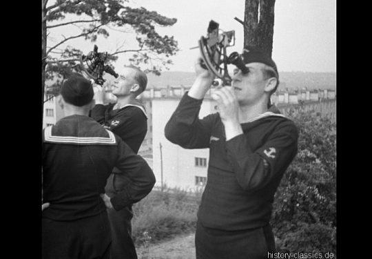 Wehrmacht Kriegsmarine Ausbildung - German War Navy Training / Military School