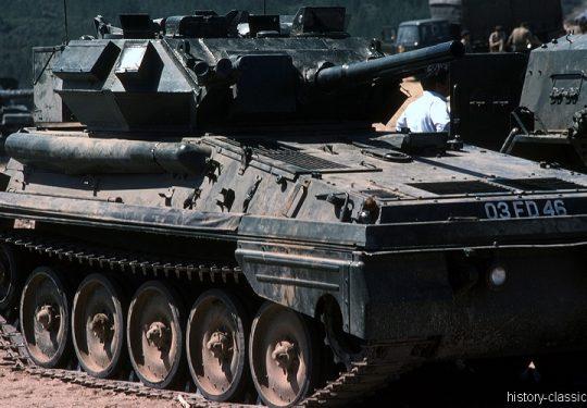 BRITISH ARMY Aufklärungspanzer Scorpion / Armoured Reconnaissance Vehicle ARV Scorpion