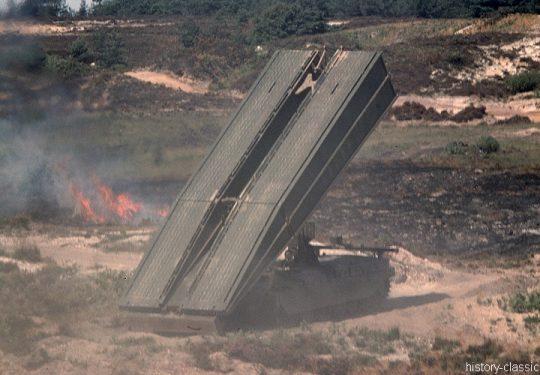 BRITISH ARMY Brückenlegepanzer Chieftain / Armoured Vehicle-Launched Bridge AVLB Chieftain