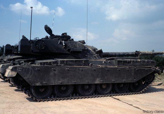 BRITISH ARMY Kampfpanzer Chieftain/ Main Battle Tank Chieftain
