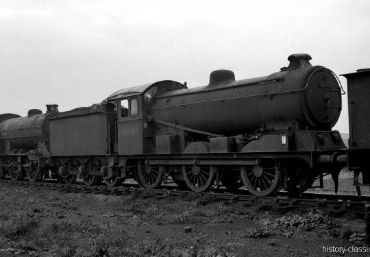 British Railways Locomotive 0-6-0