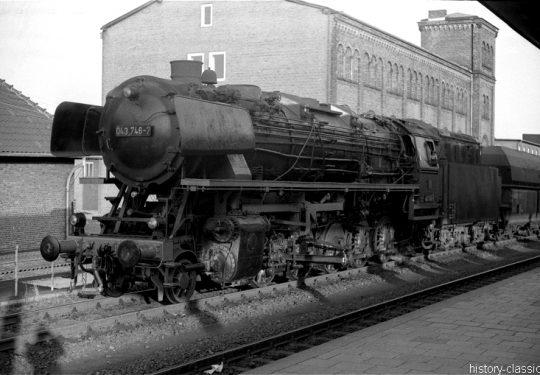 Deutsche Bundesbahn Dampflokomotive Baureihe BR 043