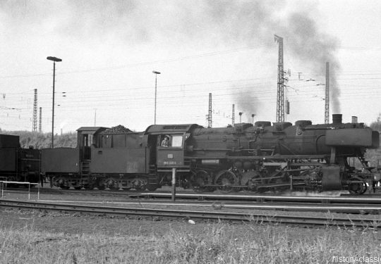 Deutsche Bundesbahn Dampflokomotive Baureihe BR 050
