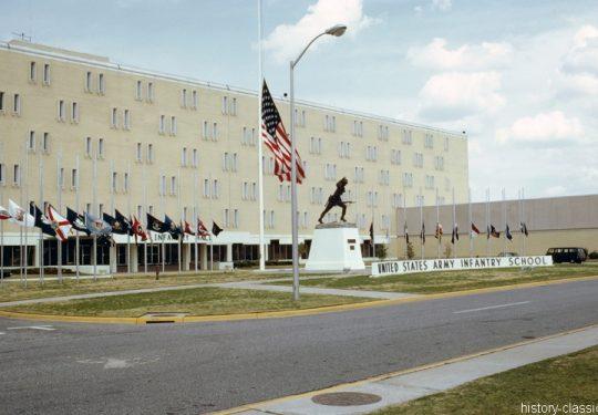 US ARMY / United States Army - Ausbildung / Military Training - Infantry School
