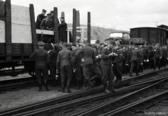 Deutsche Reichsbahn / Wehrmacht - Truppenverpflegung