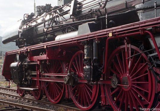 Deutsche Bundesbahn Dampflokomotive Baureihe BR 01