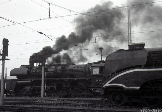 Deutsche Reichsbahn Dampflokomotive Baureihe BR 02