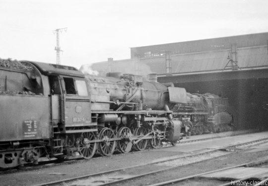 Deutsche Bundesbahn Dampflokomotive Baureihe BR 051