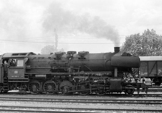 Deutsche Bundesbahn Dampflokomotive Baureihe BR 053