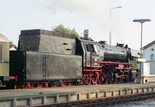 Deutsche Bundesbahn Dampflokomotive Baureihe BR 23