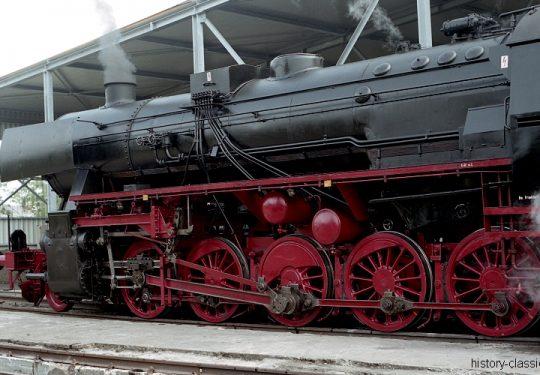 Deutsche Bundesbahn Dampflokomotive Baureihe BR 52