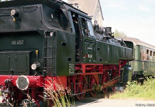 Deutsche Bundesbahn Dampflokomotive Baureihe BR 86