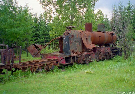 Modellbauvorlagen / Model building templates – Dampflokomotiven / Steam Locomotives