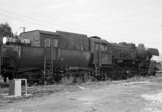 Österreichische Bundesbahn ÖBB Dampflokomotive Baureihe BR 52