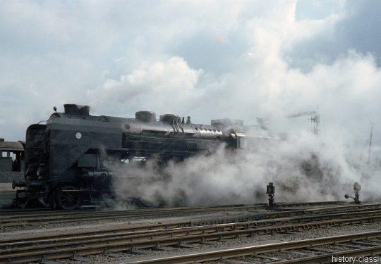 Ungarische Staatsbahn MAV Dampflokomotive Baureihe BR 424