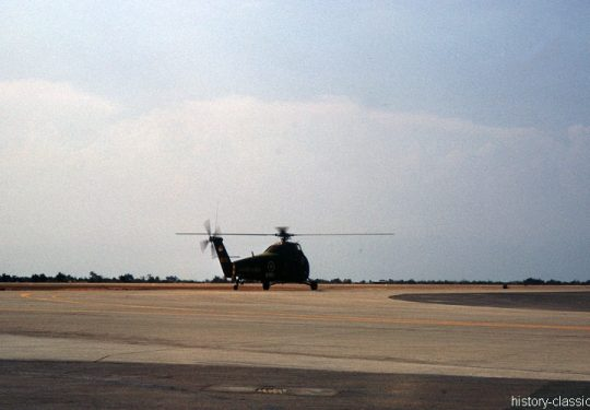 Royal Thai Air Force Sikorsky CH-34C/UH-34D/S-58T