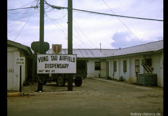 USA Vietnam-Krieg / Vietnam War - Airfield Vung Tau