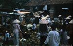 USA Vietnam-Krieg / Vietnam War - Vung Tau - City / Market