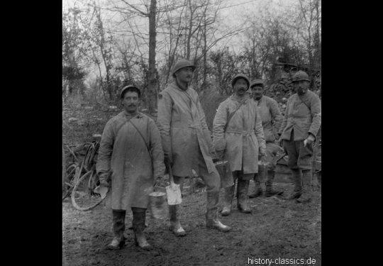 1. Weltkrieg Französisches Heer / French Land Forces (Army) / Armée de terre