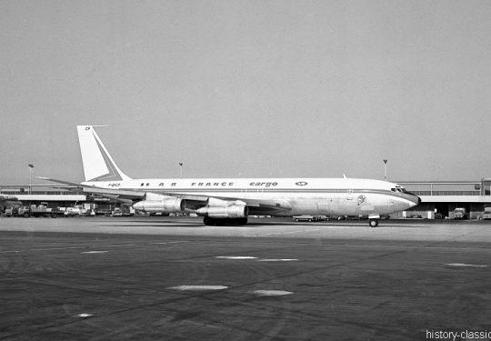 Air France Cargo Boeing 707-321