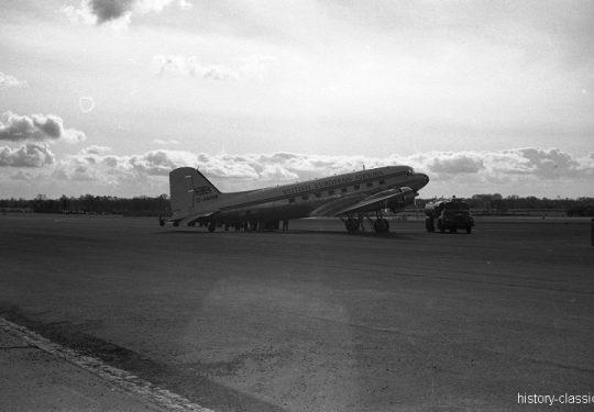 British European Airways BEA Douglas C-47B