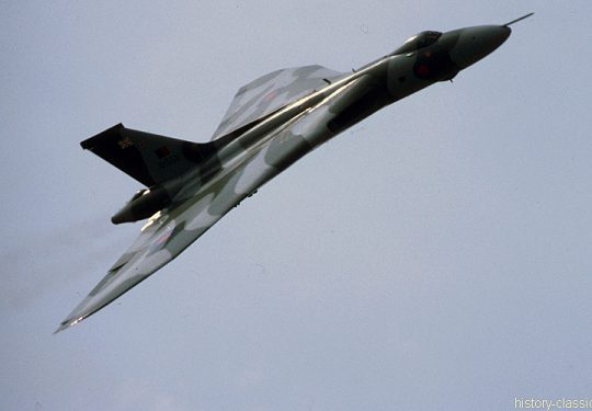 ROYAL AIR FORCE Avro Vulcan B2
