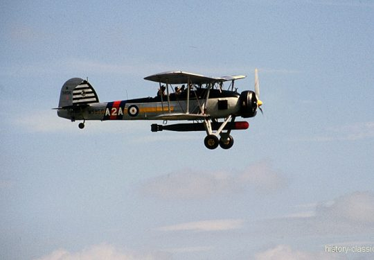 ROYAL NAVY British Fairey Swordfish MkI