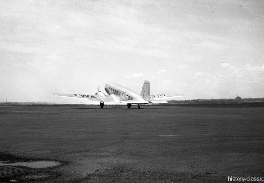 Trans World Airlines TWA Douglas DC-2