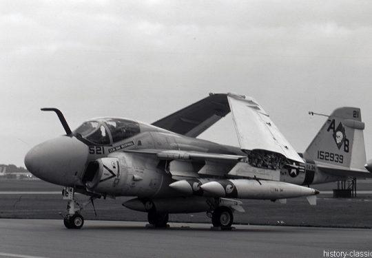 US NAVY / United States Navy Grumman KA-6D Intruder