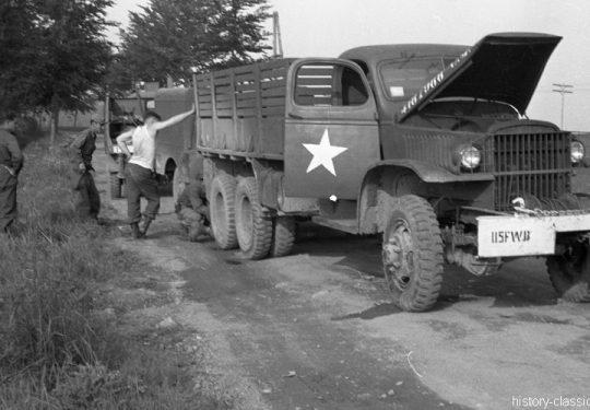 Kalter Krieg - Europa - Belgien - US ARMY