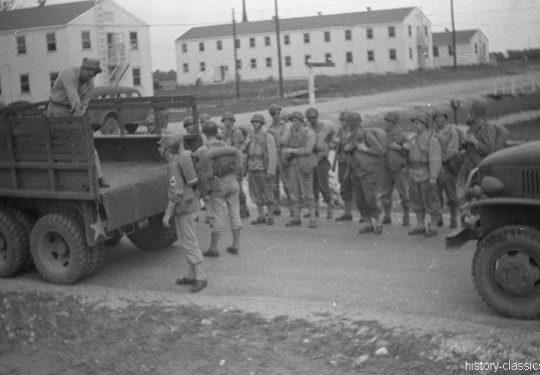Kalter Krieg - Nordamerika - USA - US ARMY