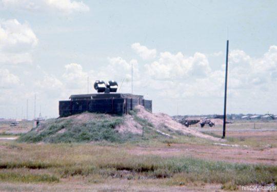 USA Vietnam-Krieg / Vietnam War - 6th Battalion 56th Air Defense Artillery Regiment - Surface to Air Missile (SAM) Raytheon MIM-23 Hawk - HPIR High Power Illuminating Radar