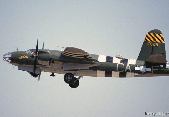 USAF United States Air Force Martin B-26C Marauder