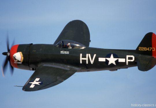 USAF United States Air Force Republic P-47D Thunderbolt