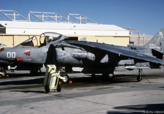 USMC United States Marine Corps McDonnell Douglas AV-8B Harrier II
