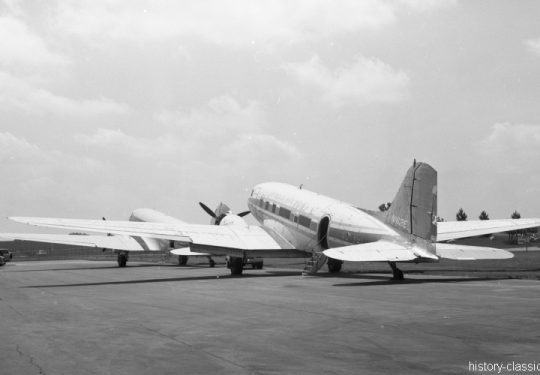 Verkauft / Sold Douglas DC-3