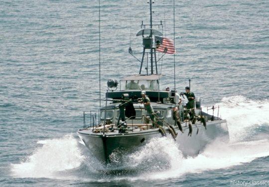 USA Vietnam-Krieg / Vietnam War - Patrol Boat