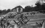 Wehrmacht Heer Panzersperren / Barrikaden / Stacheldraht
