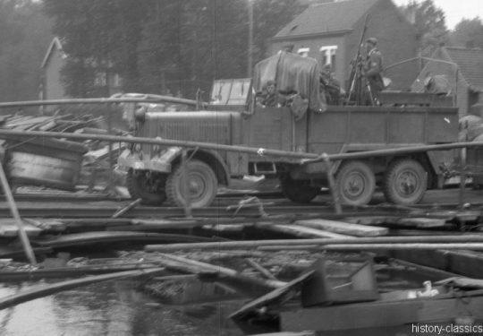Wehrmacht Heer / Luftwaffe Einheitsdiesel