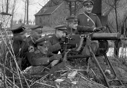 Deutsches Heer Maschinengewehr 08