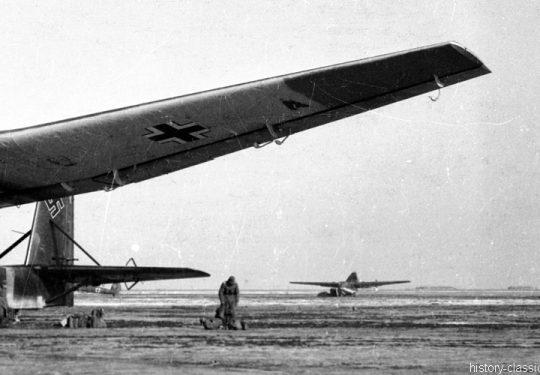 Wehrmacht Luftwaffe Gotha Go 242