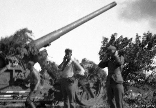 Wehrmacht Heer Schwere Kanone 18 17 cm