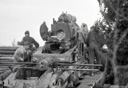 Wehrmacht Heer Mörser 18 21 cm