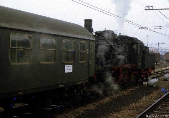 Deutsche Bundesbahn Dampflokomotive Baureihe BR 57